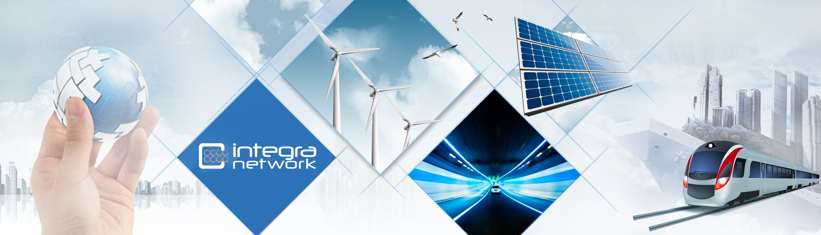 Soluciones de equipamiento de informática industrial. Integra Network.
