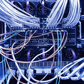 Servicios de informática industrial para el sector de las comunicaciones. Integra Network.