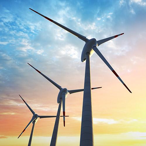 Servicios de informática industrial para el sector de la energía eolica. Integra Network.
